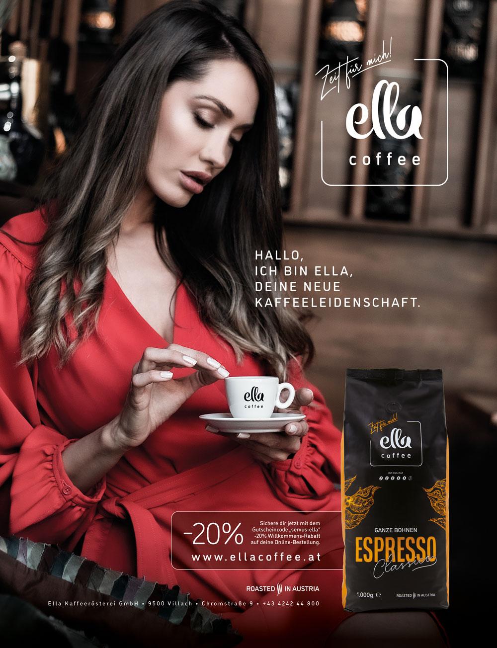 Ella Coffee 20 Prozent